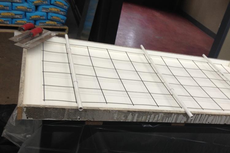 Merveilleux DIY Concrete Countertops