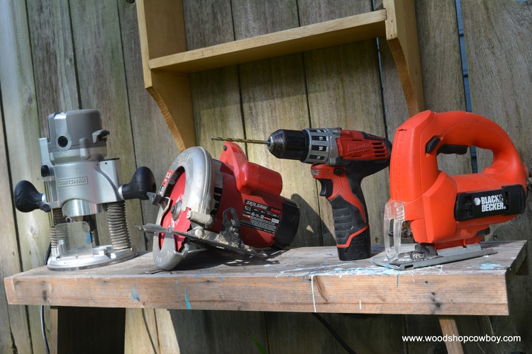 Woodworking Intro To Handheld Power Tools Txrx Labs