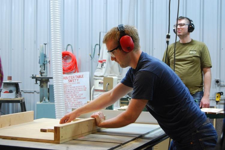Woodworking I Woodshop Tools Txrx Labs